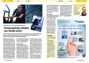 Stragü 04/2012, Dr. Schärmer – Unwissenheit schützt vor Strafe nicht