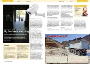 Stragü 04/2013, Dr. Schärmer – Gesetzliche Rahmenbedingungen Videoüberwachung