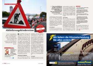 Stragü 03/2015, Dr. Schärmer – Ablieferungshindernisse