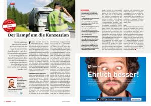 Stragü 07/2015, Dr. Schärmer – Der Kampf um die Zession