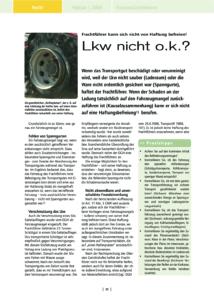 Stragü 2006, Artikelsammlung, Dr. Schärmer