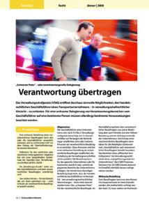 Stragü 2008, Artikelsammlung, Dr. Schärmer
