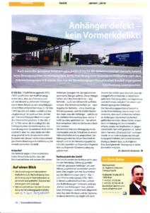 Stragü 2010, Artikelsammlung, Dr. Schärmer