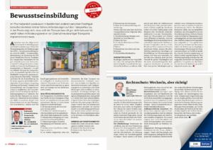 Stragü 09/2016, Dr. Schärmer – Bewusstseinsbildung