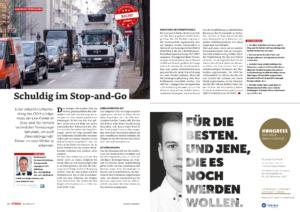 Stragü 08/2017, Dr. Schärmer – Schuldig im Stop-and-GO