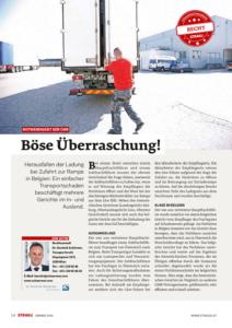 Stragü 01/2018, Dr. Schärmer – Notwendigkeit der CMR