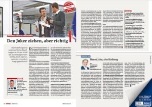 Stragü 2019/01, Dr. Schärmer – Bestellung eines verantwortlichen Beauftragten